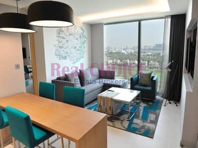 1 Bedroom Hotel Apartment for Rent in Deira, Dubai - Amazingly Furnished|No Comm|All Inclusive Bills