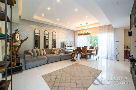 فیلا 3 غرف نوم للبيع في الينابيع، دبي - 3 Bed   Extended Front and Back   Upgraded