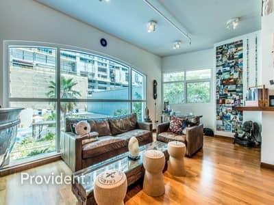 2 Bedroom Flat for Sale in Dubai Marina, Dubai - Unique Layout|Upgraded Interior|Next To Metro