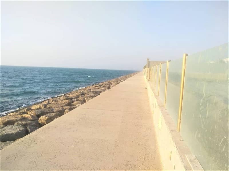 2 Private Sea Huge Waterfront Beautiful Pathway to Open Sea