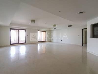 شقة 4 غرف نوم للايجار في نخلة جميرا، دبي - Brand New 4 Bedroom Balqis Residences