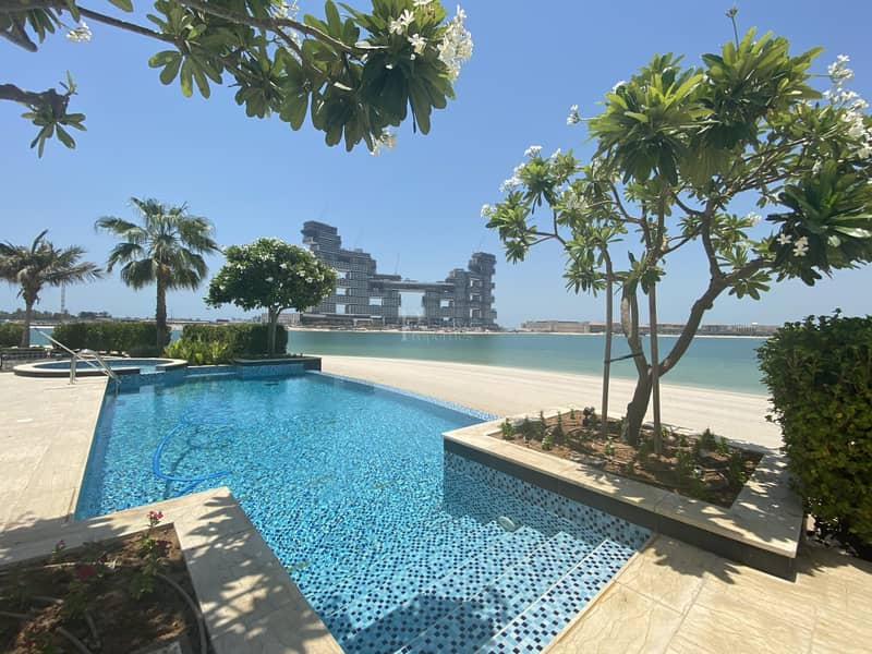 2 BRAND NEW VILLA | ATLANTIS FACING | BEACH ACCESS