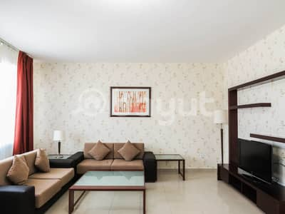 3 Bedroom Apartment for Rent in Al Najda Street, Abu Dhabi - Luxurius  Fully Furnished Apartment