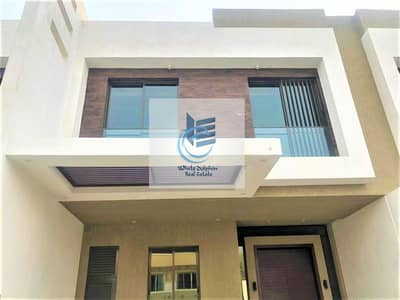 3BR EXCLUSIVE BRAND NEW COMPOUND VILLA | MAID ROOM | PRICE NEGOTIABLE|NEARBY DUBAI SCHOOL AND MOE | READY TO MOVE
