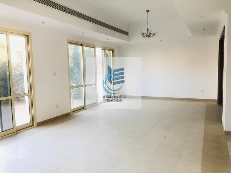 2 3BR SPACIOUS COMPOUND VILLA | MAID ROOM | GARAGE PARKING | NEARBY AMERICAN SCHOOL | READY TO MOVE