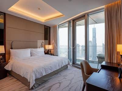 4 Bedroom Apartment for Rent in Downtown Dubai, Dubai - Luxury   Burj Khalifa View   Sky Collection