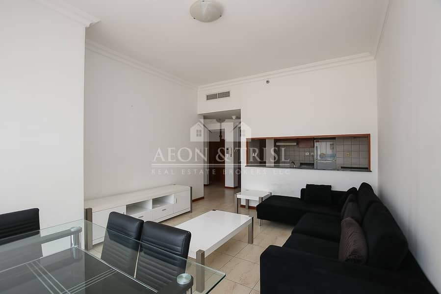2 Furnished I With Balcony I Fantastic Views I Immaculate Condition