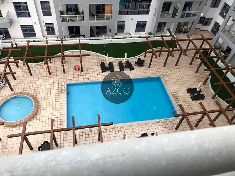 10 Deal of the Day!!! Luxurious 1BR with Balcony   Wooden Flooring   All Facilities
