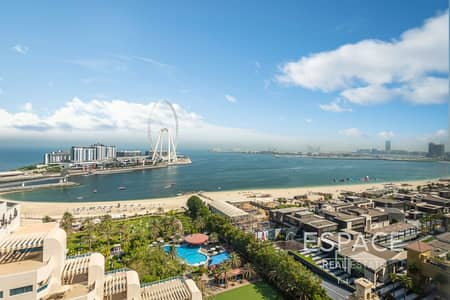 2 Bedroom Flat for Sale in Jumeirah Beach Residence (JBR), Dubai - Exclusive and Furnished Upgraded 2 Beds