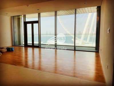 2 Bedroom Apartment for Rent in Bluewaters Island, Dubai - Amazing Dubai Eye View Brand New 2 Bedroom
