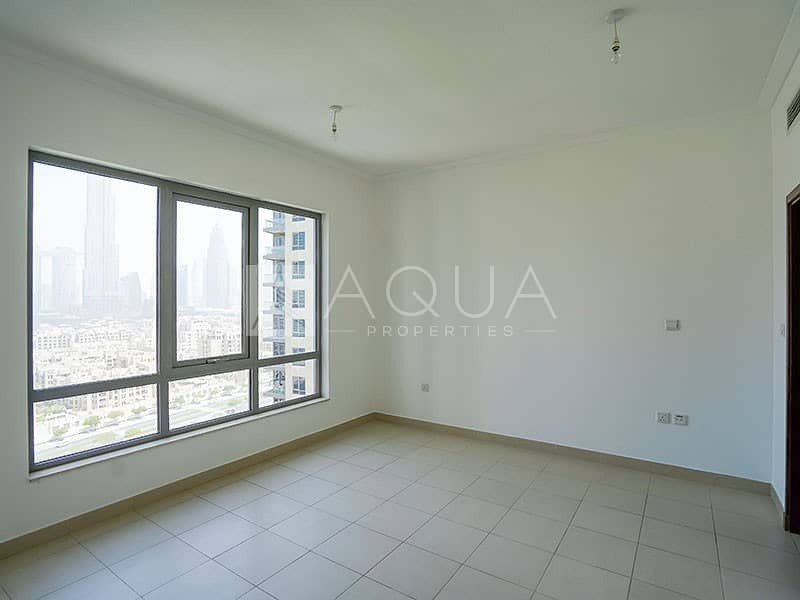 16 Well Maintained 3 Bed | Burj Khalifa view