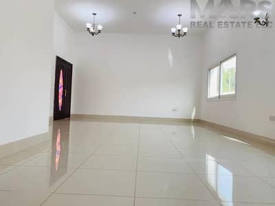 شقة 3 غرف نوم للايجار في المشرف، أبوظبي - Stunning Villa Apartment - Free Water and Electricity