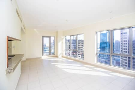 1 Bedroom Apartment for Rent in Downtown Dubai, Dubai - SPACIOUS /HIGH FLOOR 1 BEDROOM WITH GREAT GARDEN VIEW