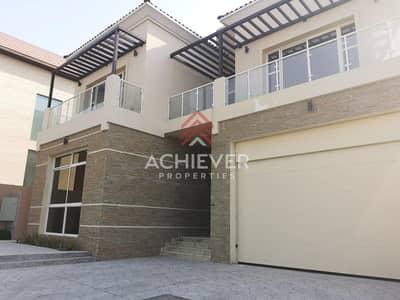 5 Bedroom Villa for Sale in Jumeirah Golf Estate, Dubai - Custom Built  Villa | Pool &  Golf Course View