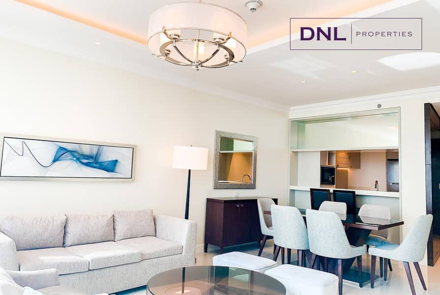 Fully Furnished | Amazing View | Stunning Layout