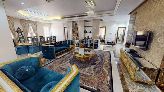 7 Bedroom Villa for Sale in The Villa, Dubai - Colossal Corner Custom Constructed Casa