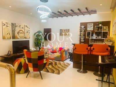 فیلا 4 غرف نوم للايجار في قرية جميرا الدائرية، دبي - WA | Fully Furnished Villa | 4Bed +M @140K