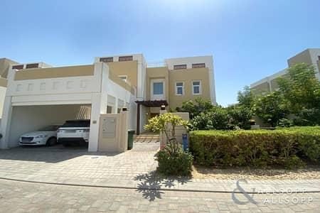 فیلا 3 غرف نوم للايجار في مدن، دبي - 3Bed | Walk In Wardrobe | Spacious | Rahat