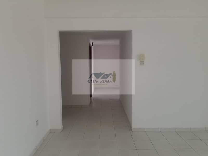 2 EXCELLENT PROMOTION 2BHK IN FRONT OF AL NAHDA METRO FOR FAMILIES WITH 2 BATHROOMS BALCONY PARKING AVAIL 45K