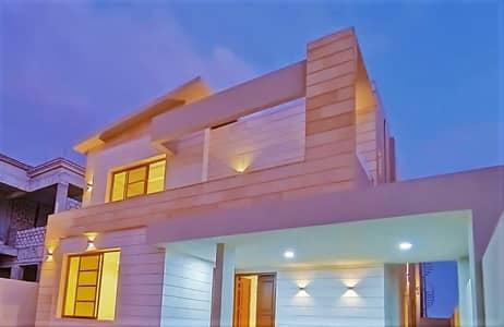 فیلا 5 غرف نوم للبيع في الياسمين، عجمان - مقابل منطقة الرحمانية بالشارقة وقريب شارع العابر والزبير فيلا للبيع بدون عمولة من المشترى بتصميم فندقى فاخر و بموقع مميز جدا جدا مع جميع التسهيلات البنكية