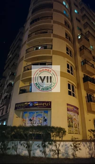 شقة 1 غرفة نوم للايجار في المدينة العالمية، دبي - Spacious