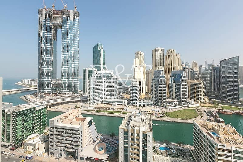 2 Marina View Price included all utility bills  Luxury Furnished