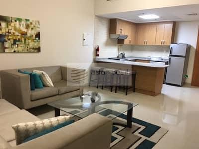 شقة 1 غرفة نوم للبيع في داون تاون جبل علي، دبي - Beautifully Furnished 1 Bedroom | Rented Apartment