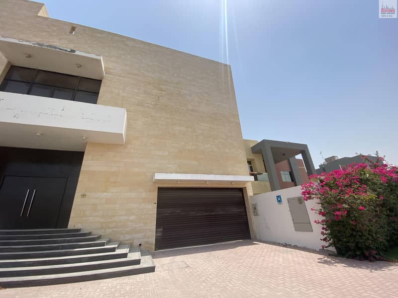 B+G+1 Commercial villa available for rent in al safe 2 Jumeirah