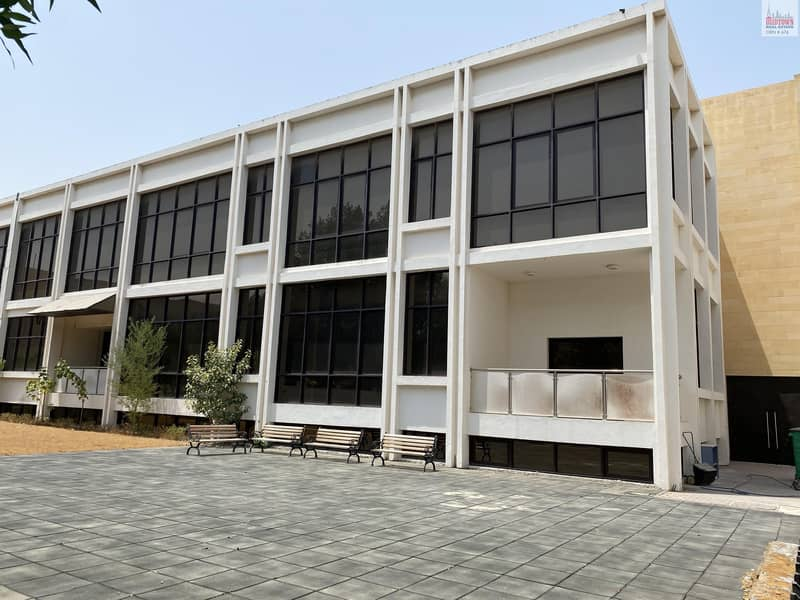 2 B+G+1 Commercial villa available for rent in al safe 2 Jumeirah