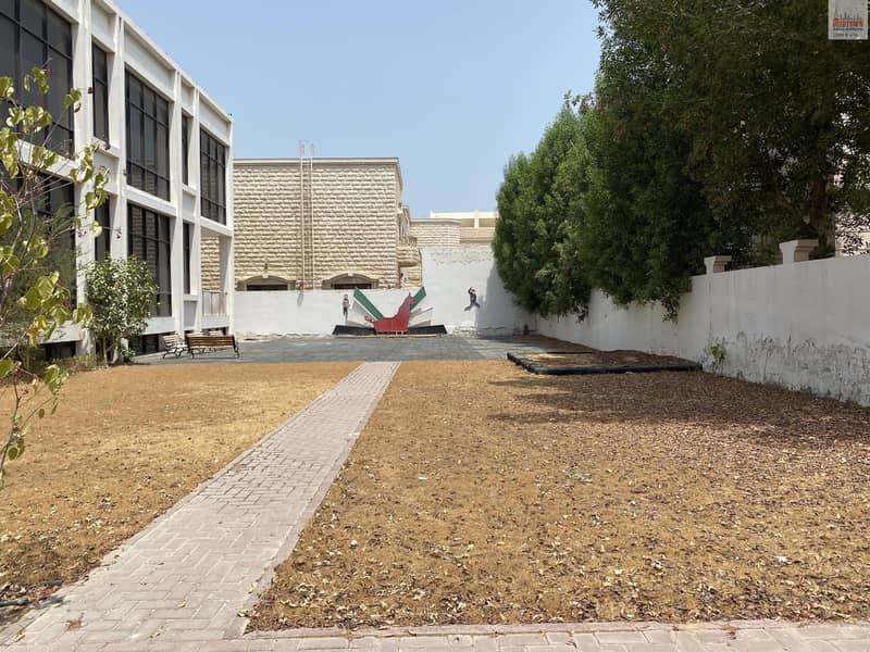 34 B+G+1 Commercial villa available for rent in al safe 2 Jumeirah