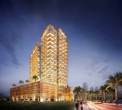 شقة 2 غرفة نوم للبيع في الجداف، دبي - شقة في Binghatti Gateway بن غاطي جيت واي 2 غرف 810000 درهم - 4678168