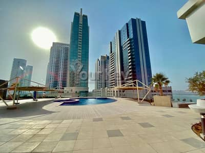 3 Bedroom Apartment for Rent in Al Reem Island, Abu Dhabi - 1Month FREE Relaxing  Home for Family FULL Sea View