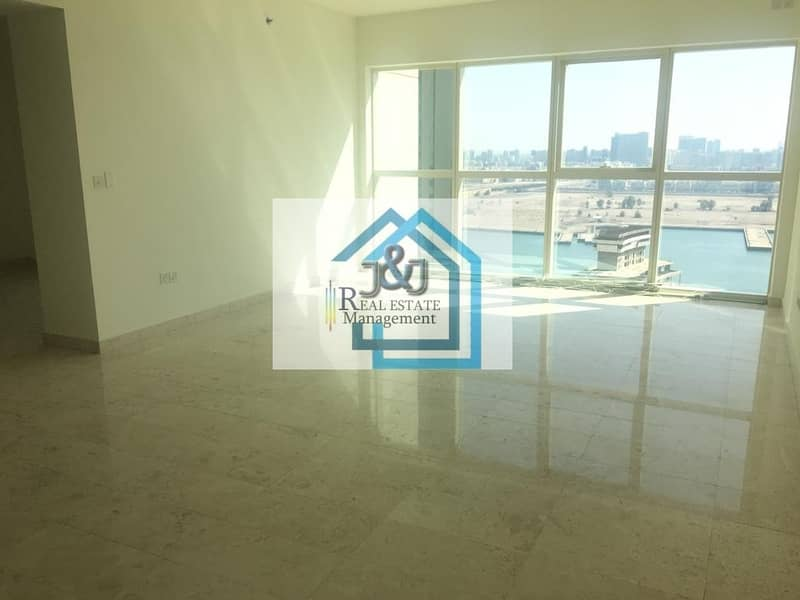 2 Soon to be Vacant 3 BR Apt with Balcony in Marina Square