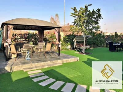 فیلا 5 غرف نوم للايجار في دبي لاند، دبي - Fully upgraded | Beautiful garden | Luxurious 5BR villa