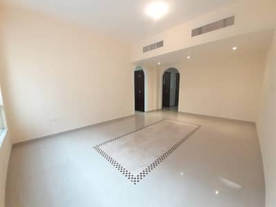 2 Bedroom Apartment for Rent in Mussafah, Abu Dhabi - Owesome 2 Bedrooms Flat With Wardrobes and Balcony in Shabiya 9