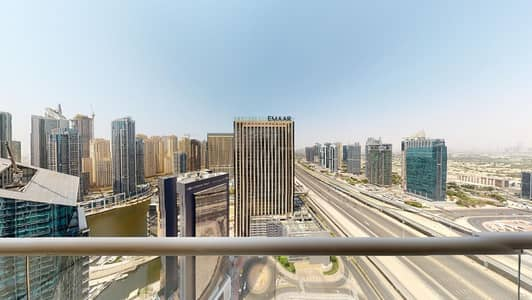 1 Bedroom Apartment for Rent in Dubai Marina, Dubai - Partial Marina views | No commission | Visit with your phone