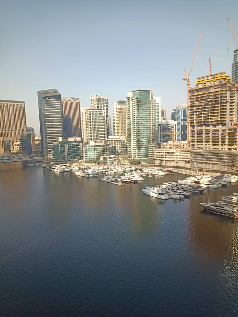 شقة في ذا بوينت دبي مارينا 3 غرف 115000 درهم - 4678323