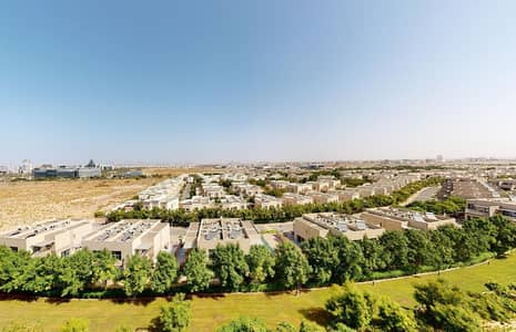 2 Bedroom Apartment for Rent in Dubai Silicon Oasis, Dubai - Green views   1-month free   Pay rent online