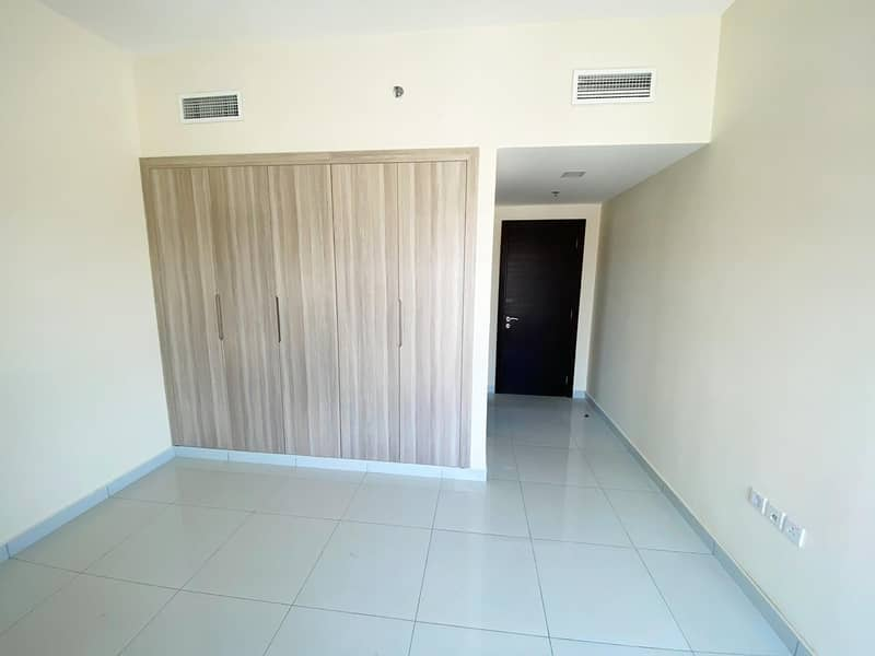 One & Half Month Free Brand New 1BHK For Rent in Warsan4-01
