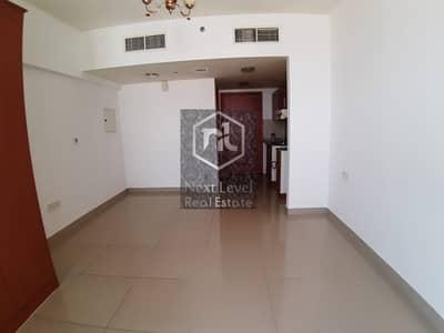 Studio for Rent in Dubai Production City (IMPZ), Dubai - High Floor Open View with parking