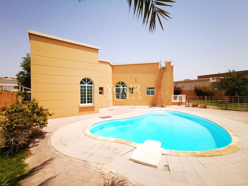 2 BRAND NEW 4 BED ROOM VILLA IN AL BARSHA 3 . 165K