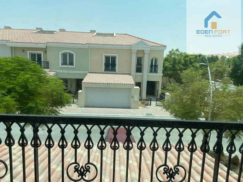 20 Amazing space 4BR Villa|Maid| Ready To Move For 140K