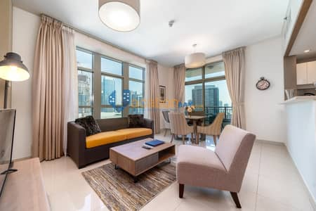 1 Bedroom Flat for Rent in Downtown Dubai, Dubai - Classy 1BHK in Claren tower