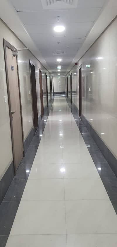 1 Bedroom Flat for Rent in International City, Dubai - BRAND NEW FULL FACILITIES BUILDING  ONE BEDROOM WITH BALCONY RENT IN PHASE 2