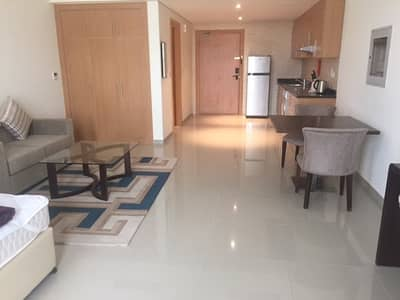 Studio for Rent in Arjan, Dubai - FULLY FURNISHED STUDIO APARTMENT READY TO MOVE-IN! NO COMMISSION NEEDED!