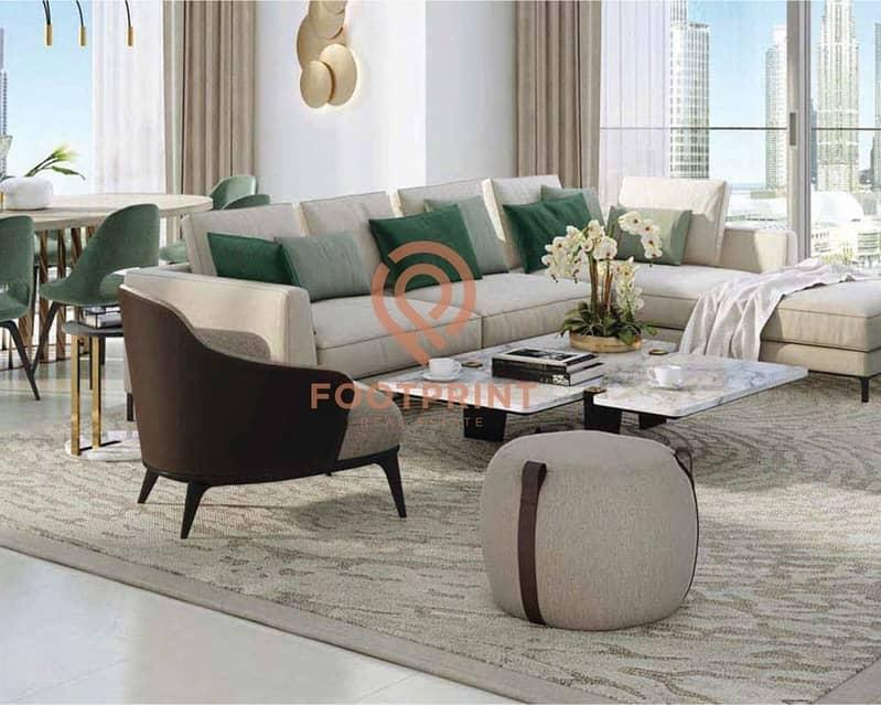 Luxury Apartment | Down Town Views |Handover - Dec 2022