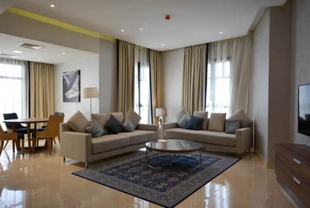 1 Bedroom Hotel Apartment for Rent in Bur Dubai, Dubai - Stylish 01BR at Al Jaddaf