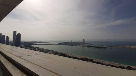 فلیٹ 1 غرفة نوم للايجار في الخالدية، أبوظبي - Brand New I No Commission 1BR with Sea View & Basement Parking!