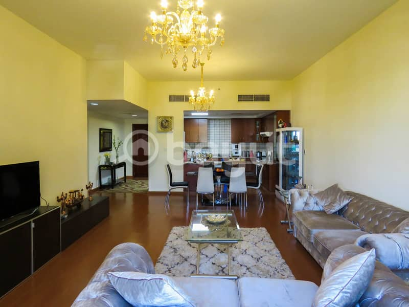 Modified Apartment | 3 Bedrooms plus Maid's Room