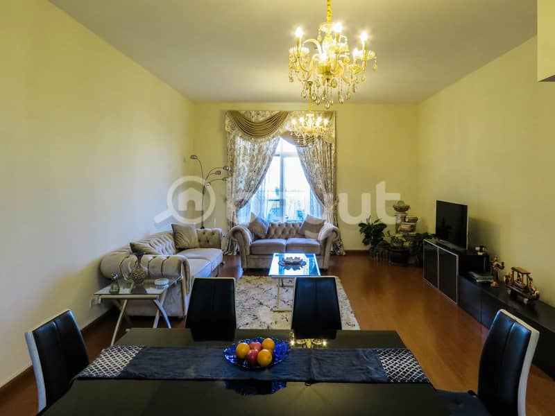 2 Modified Apartment | 3 Bedrooms plus Maid's Room
